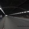 Die düstere Atmosphäre im Tunnel. Nur schwer kann man sich vorstellen was hier passierte und wie sich die Menschen gefühlt haben.