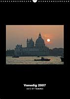 Fotokalender Venedig 2007 – Fotos von G. & P. Roskothen