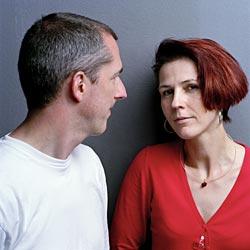 Geraldine und Peter Roskothen