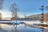 Winter am Niederrhein 2009, Fotos von Peter Roskothen