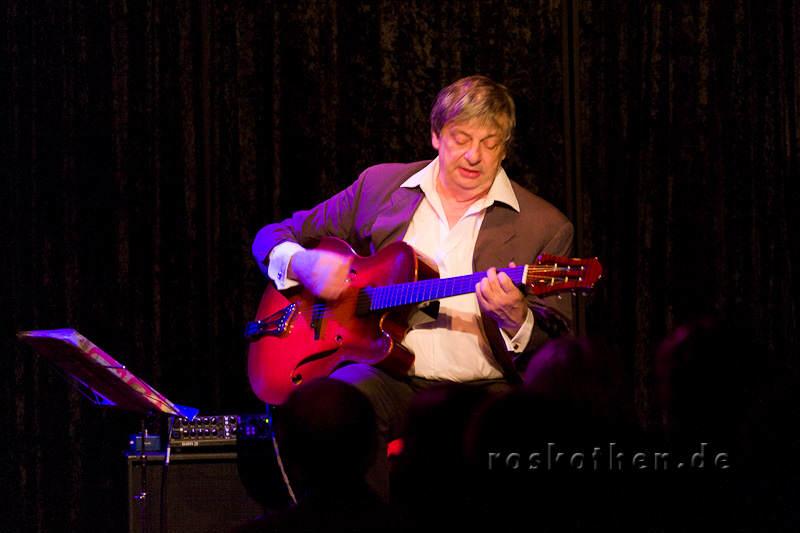 Philip Catherine Gitarre