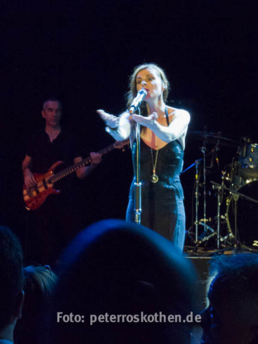 Lisa Stansfield in Köln 2014 zur CD Seven, Tournee