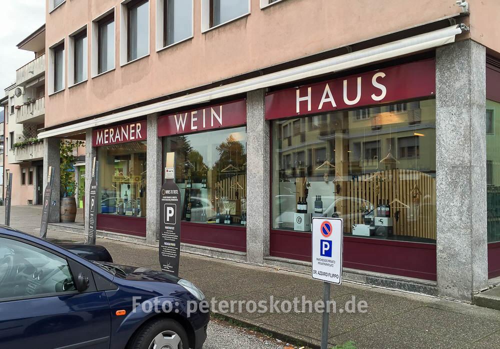 Meraner Weinhaus Somm Sommelier