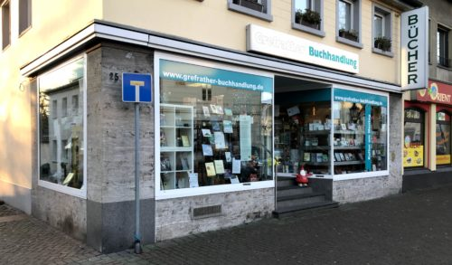 Grefrather Buchhandlung Karl Gross