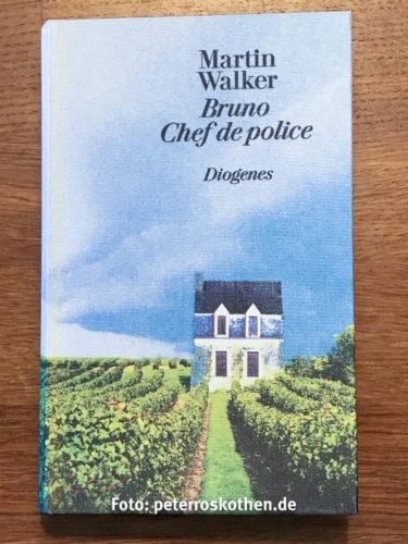 Martin Walker - Mein Weihnachtseinkauf bei der Buchhandlung Gross in Grefrath