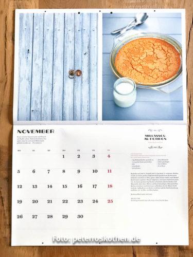 Der Martin Walker Kalender 2018