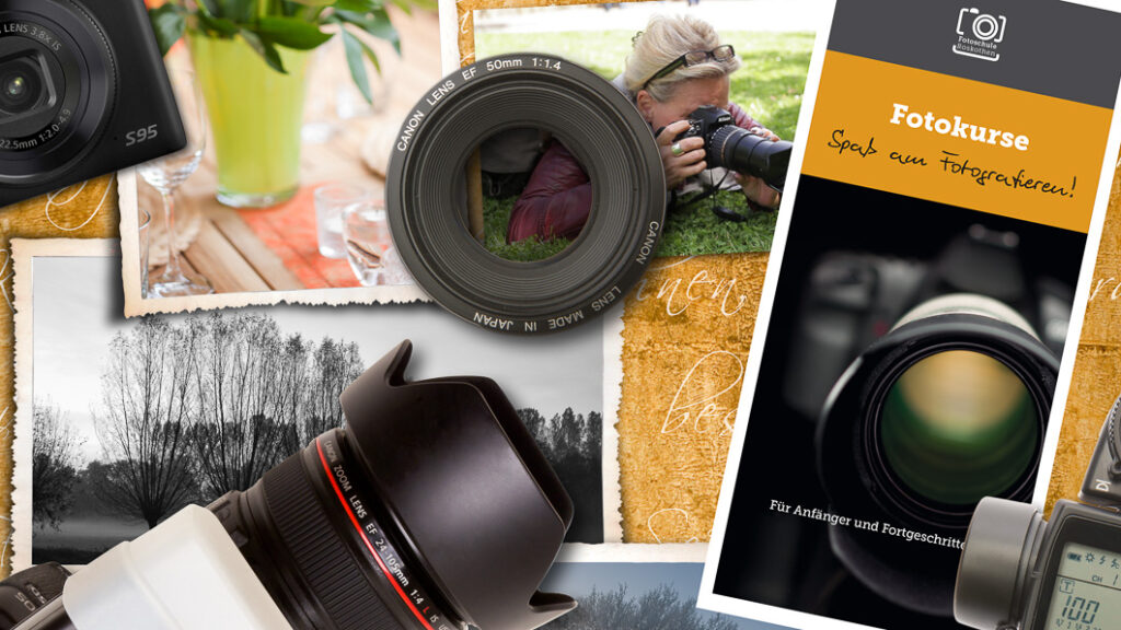 Individueller Fotokurs Einsteiger und Fortgeschrittene Fotografen
