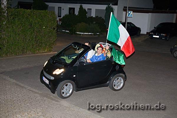 Italien ist Weltmeister